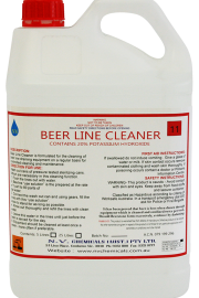 Beer Line Cleaner