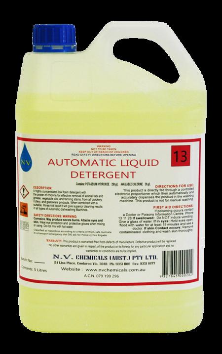 Automatic Dishwashing Detergent