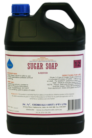 Sugar Soap Liquid