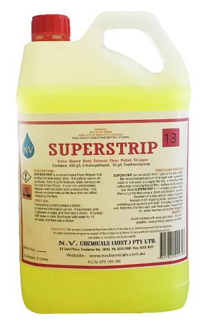 Superstrip Floor Stripper