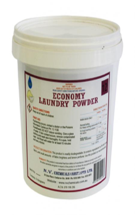 Laundry powder