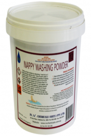 Nappy Washing Powder