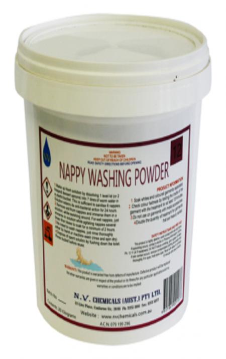 Nappy Washing Powder