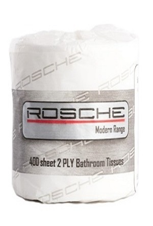Rosche Value 2 ply 400sheet