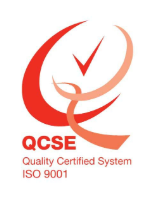 Quality Certified System ISO 9001