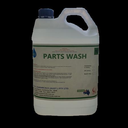 Parts Wash
